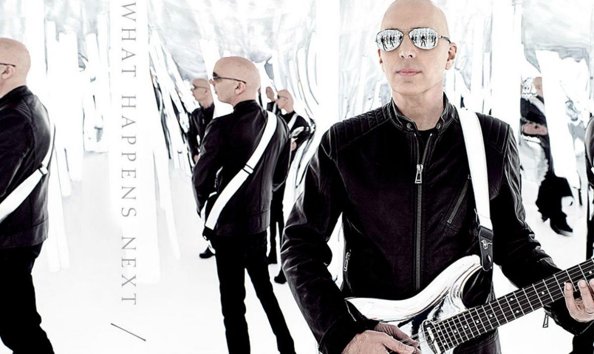 """Król gitary jest tylko jeden. Joe Satriani """"What Happens Next"""" – recenzja"""