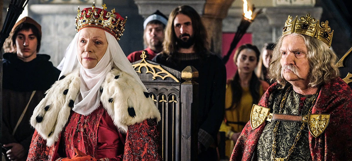 Korona królów oglądalność
