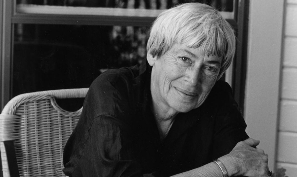 Nie żyje Ursula K. Le Guin, legendarna autorka literatury fantasy i science-fiction