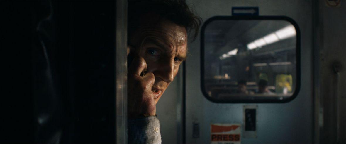 Pasażer to dowód na to, że Liam Neeson jest niezniszczalny – recenzja