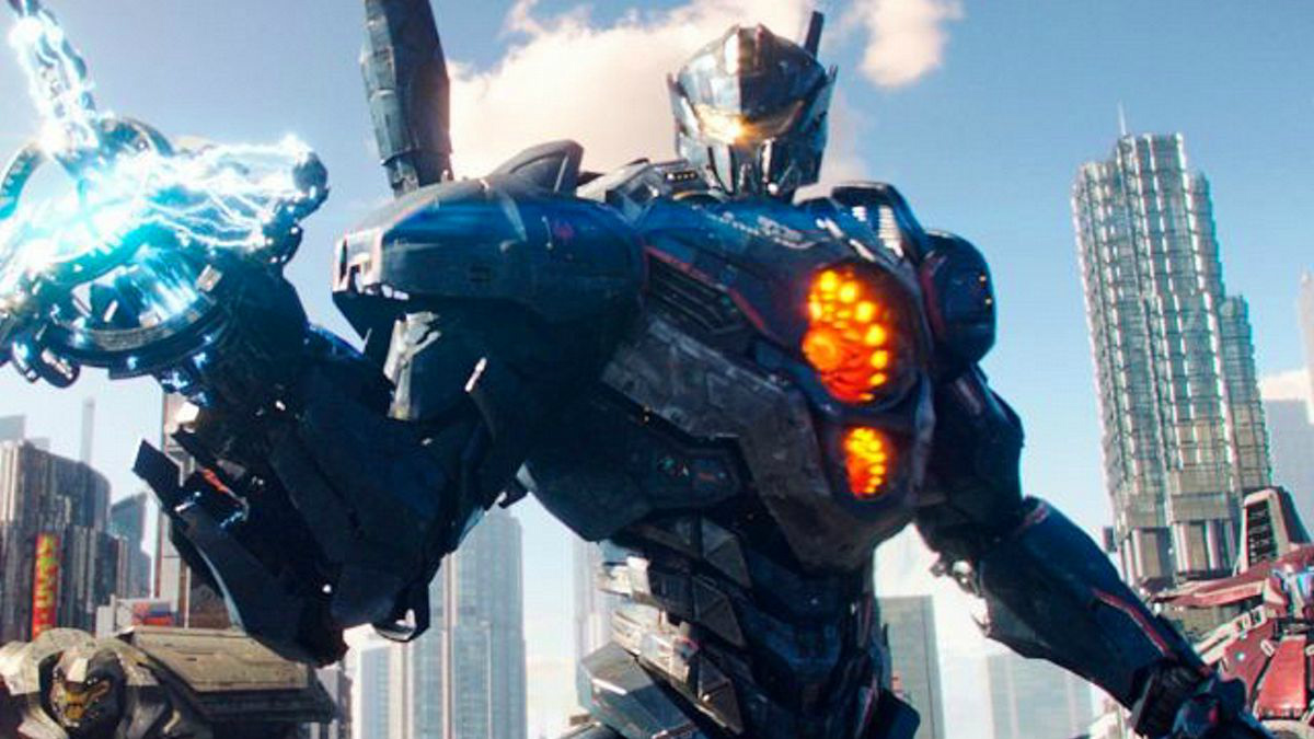 Pacific Rim: Rebelia trailer