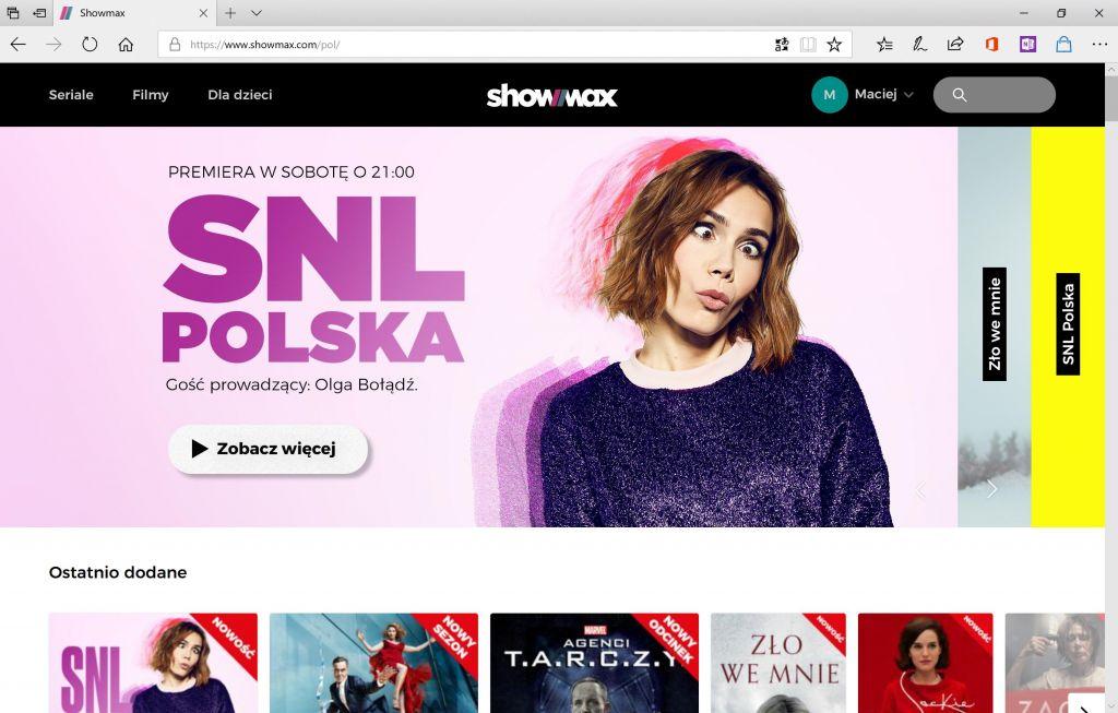 płatne VoD w Polsce
