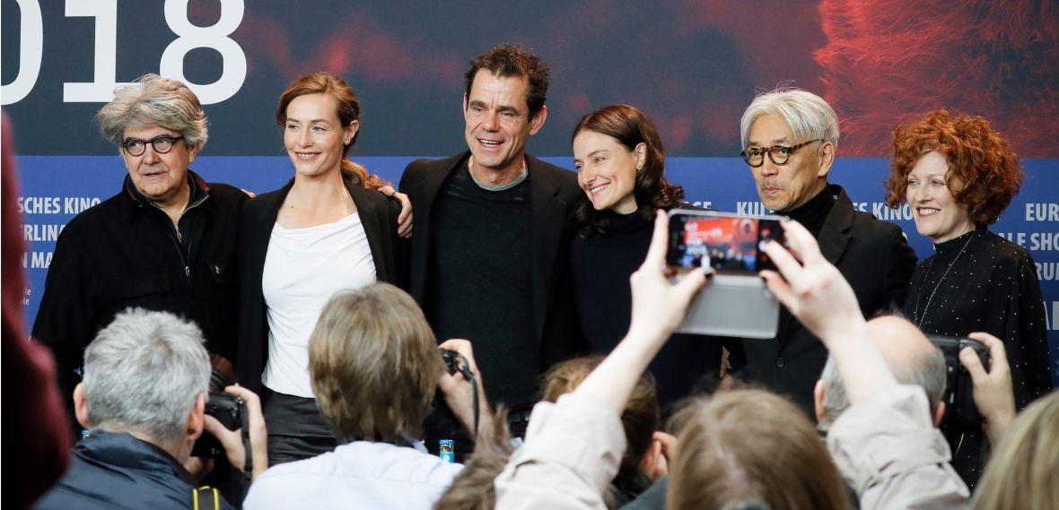 Twarz od Szumowskiej okazała się rewelacją Berlinale 2018. Polka triumfuje na festiwalu