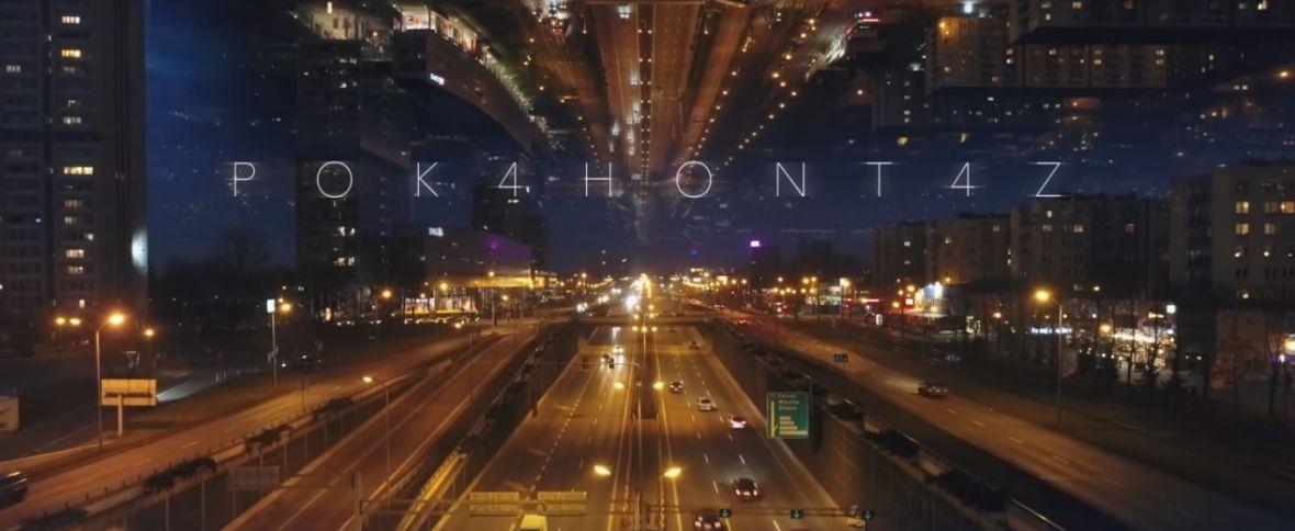 Katowice nocą zachwycają w klipie Pokahontaz i Kalibra 44. Zobacz teledysk do utworu 404