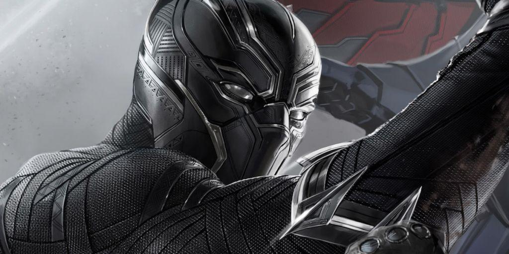 Czarna Pantera Black Panther mcu marvel cinematic universe streszczenie