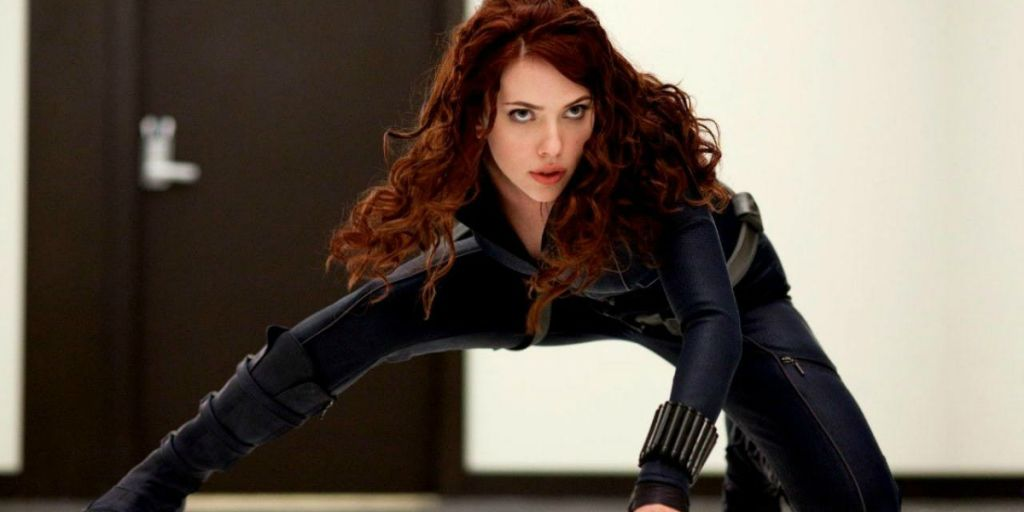 Czarna Wdowa Black Widow film Scarlett Johansson
