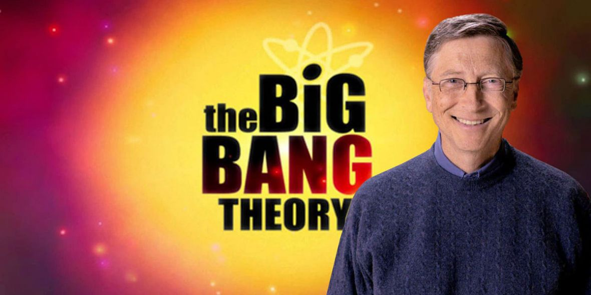 Bill Gates zagra w Teorii wielkiego podrywu. Nie będzie to pierwszy gość ze świata nauki i techniki