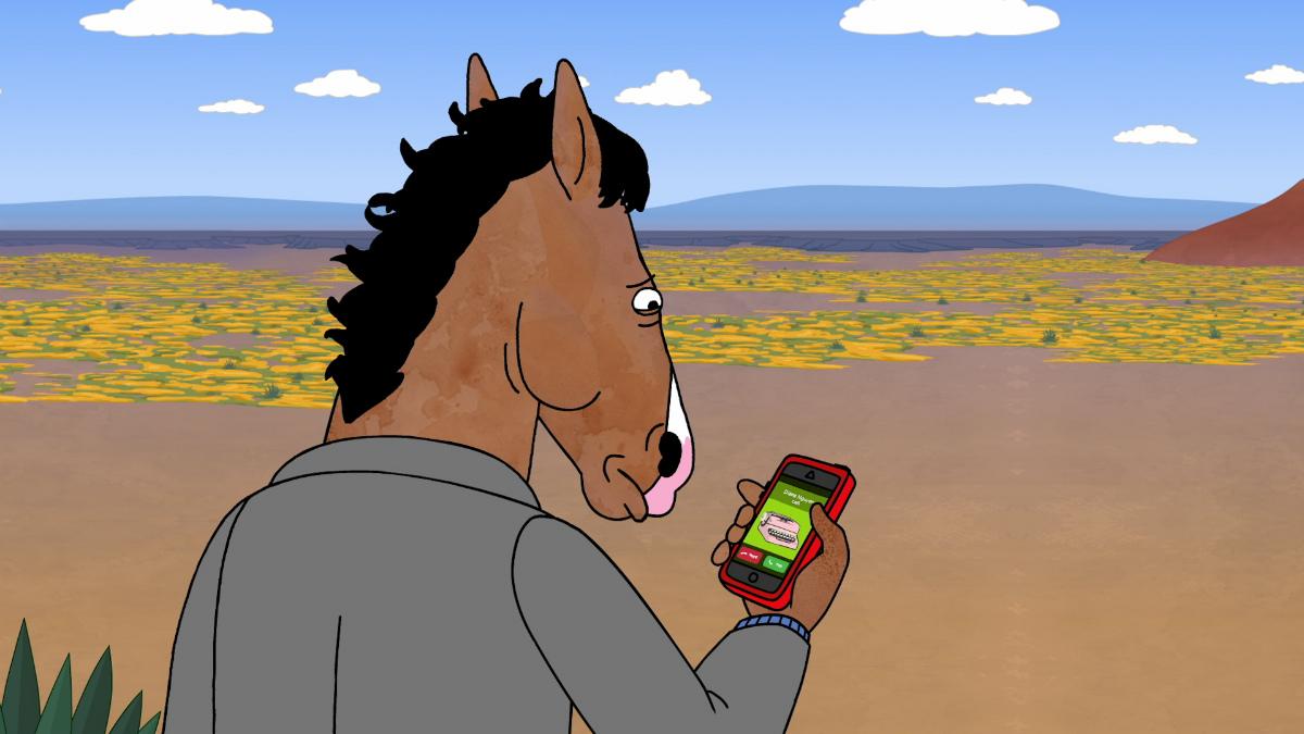 Tuca & Bertie BoJack Horseman serial animowany