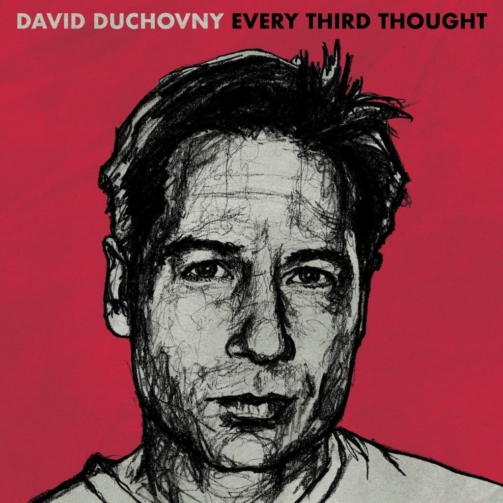 david duchovny every third thought