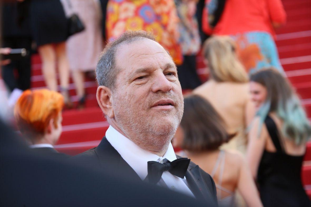 Harvey Weinstein pozwany. Prokuratura wnosi oskarżenia o molestowanie seksualne