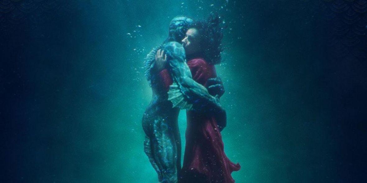 Miłość międzygatunkowa w wykonaniu Guillermo del Toro. Kształt wody – recenzja