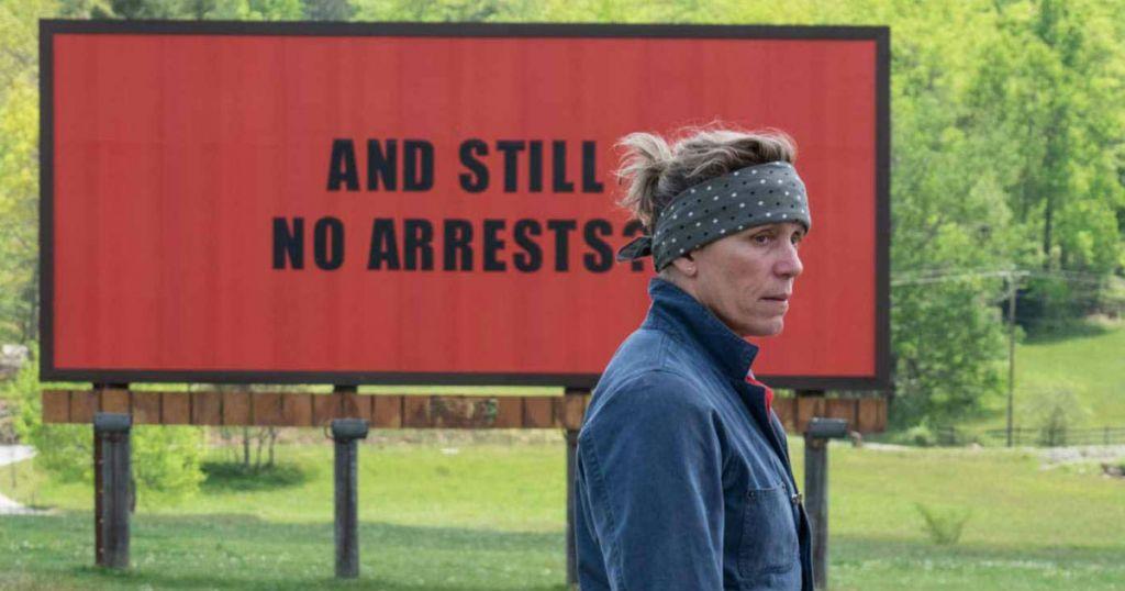 mildred hayes trzy billboardy