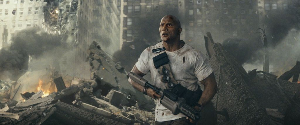 rampage trailer dwayne johnson 3