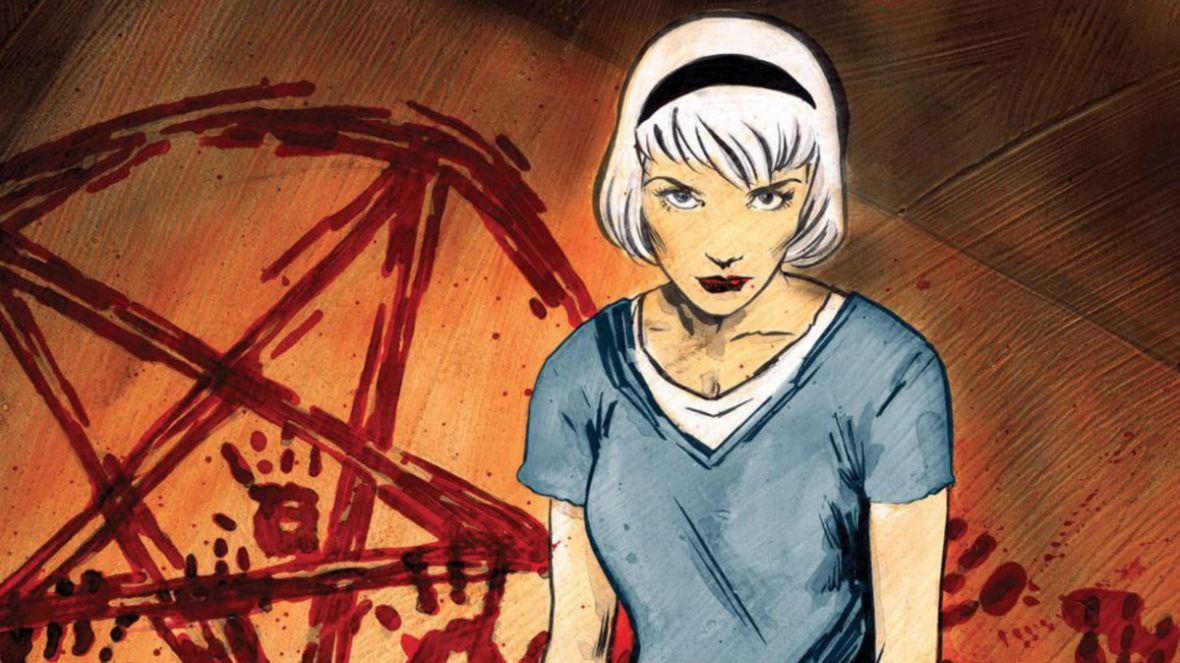 Chilling Adventures Of Sabrina Netflix Pracuje Nad Spin