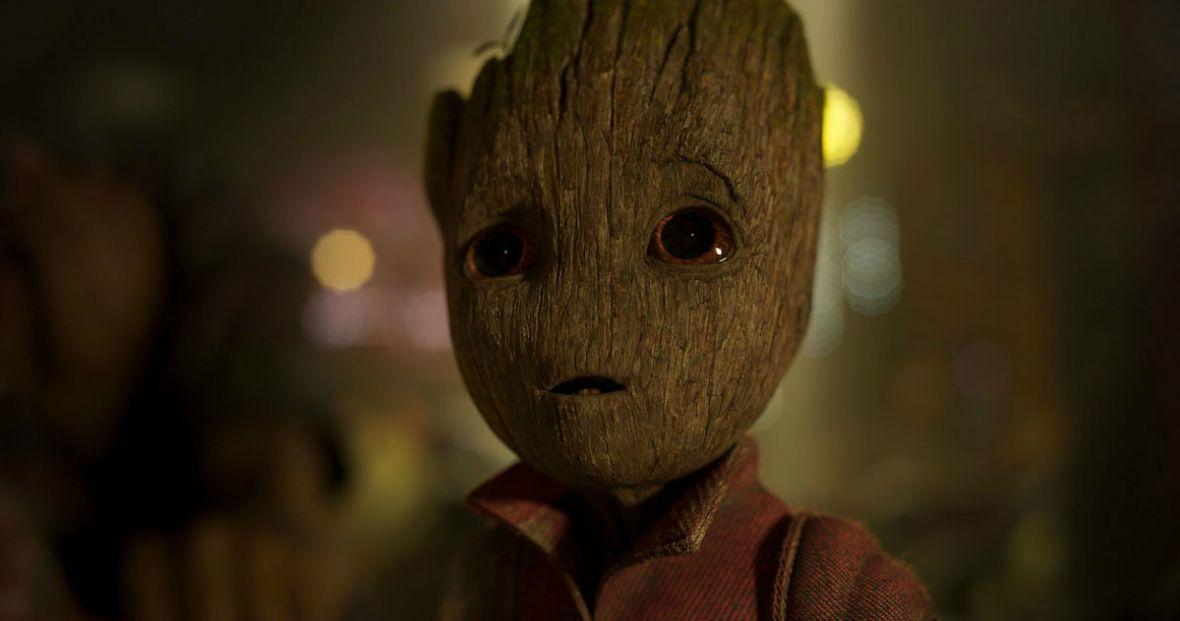 Groot i Baby Groot to dwie różne postacie. James Gunn zabrał głos w sprawie
