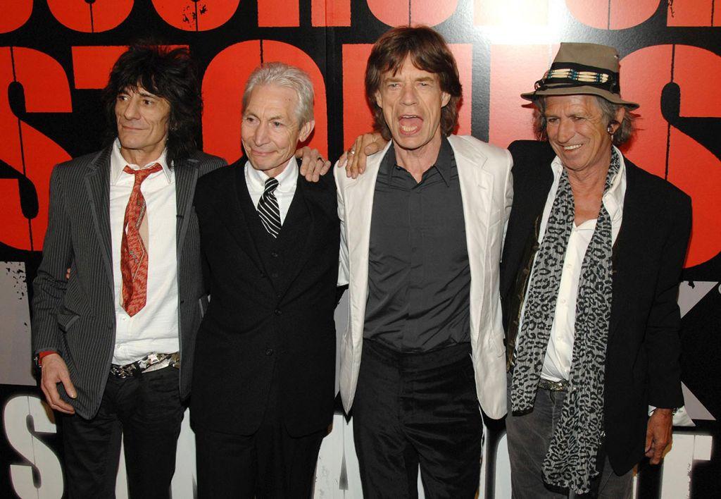 The Rolling Stones ceny biletów