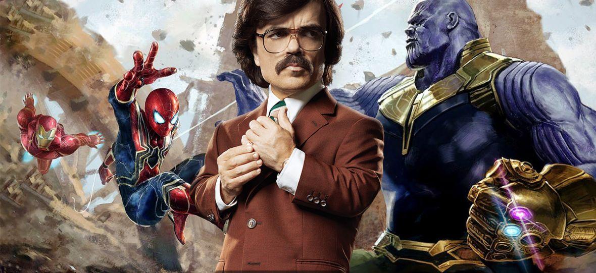 Peter Dinklage Dołącza Do Avengers Infinity War Zdradził