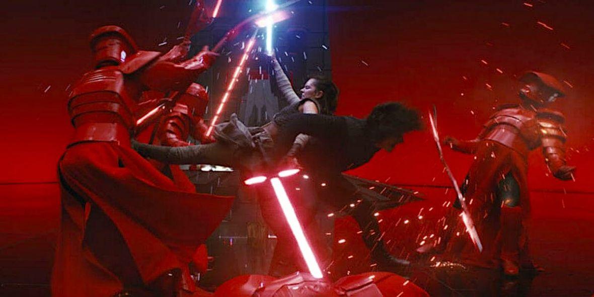 Najlepszy pojedynek ze Star Wars: The Last Jedi obejrzysz już w serwisie YouTube