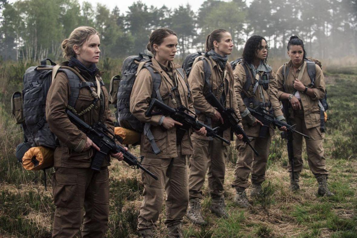 Natalie Portman w niezwykłym thrillerze sci-fi. Anihilacja już do obejrzenia w serwisie Netflix