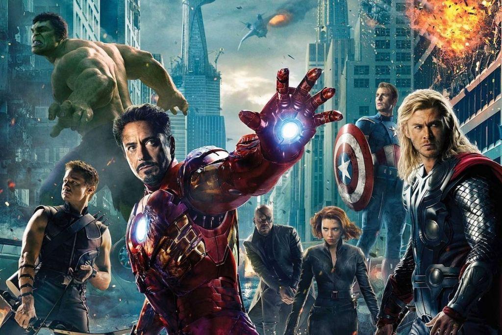 avengers 2012 netflix