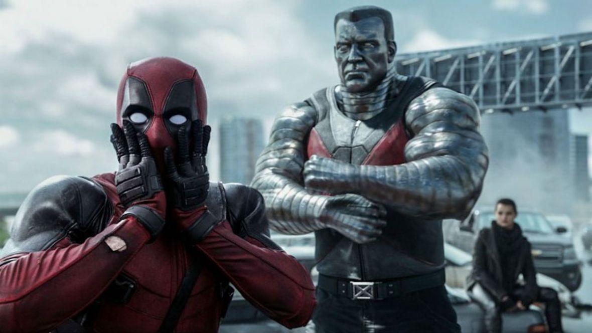 Wade Wilson ściska Cable'a i Domino. Tak wygląda oficjalny plakat filmu Deadpool 2