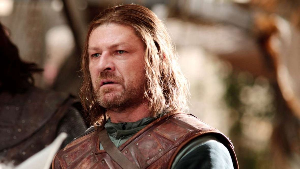 Sean Bean po latach zdradził, co Ned Stark z Gry o tron powiedział przed śmiercią