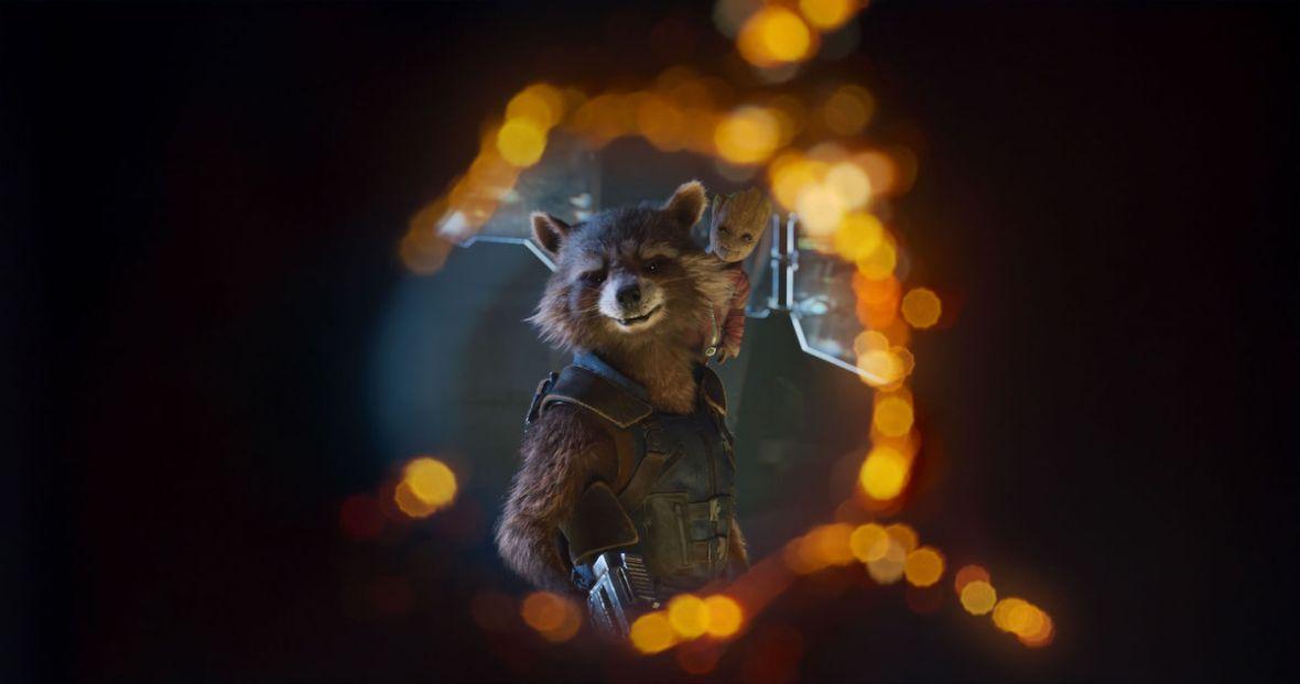 Tańczący Groot i futro jak żywe. Nic dziwnego, że Strażnicy Galaktyki walczą o Oscara za efekty specjalne