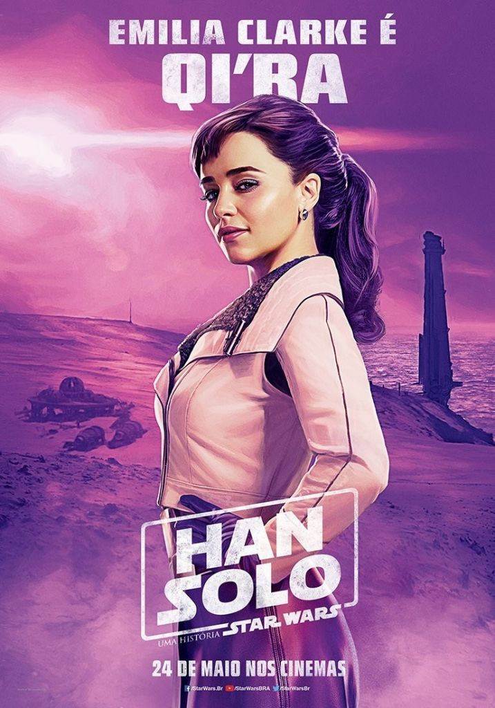 Han Solo: Gwiezdne wojny - historie plakaty