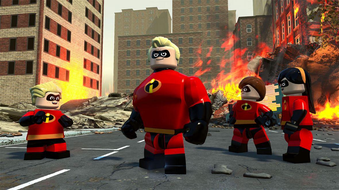 Gra Lego Iniemamocni Pojawi Się W Sam Raz Na światową Premierę Filmu
