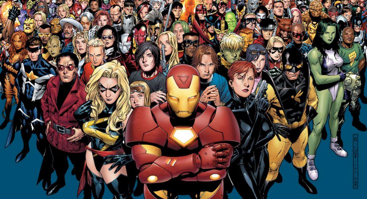 Dlaczego w Avengers: Wojna bez granic nie pojawili się bohaterowie z seriali Marvela?