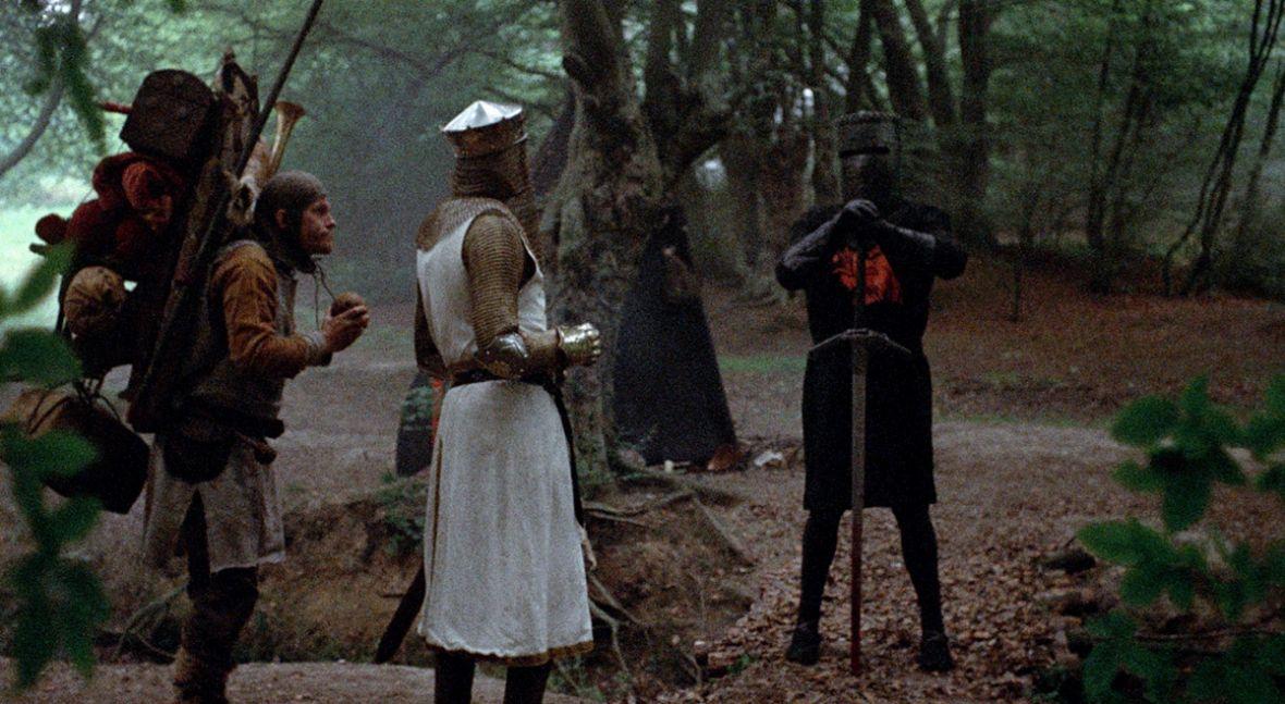 Monty Python od dzisiaj w serwisie Netflix