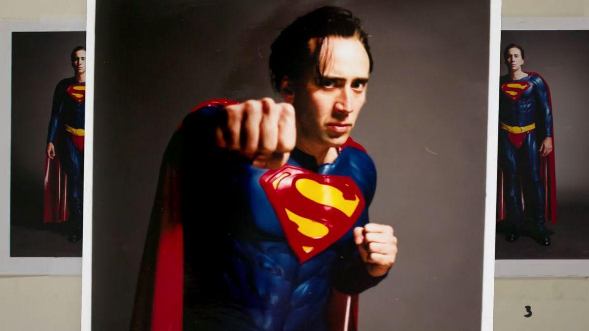 Nicolas Cage spełni swoje marzenie. Aktor wreszcie zagra Supermana