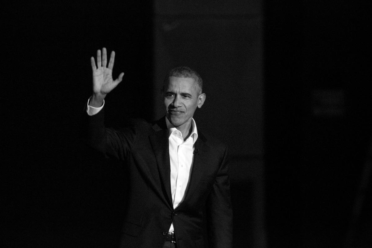 Barack Obama program Netflix