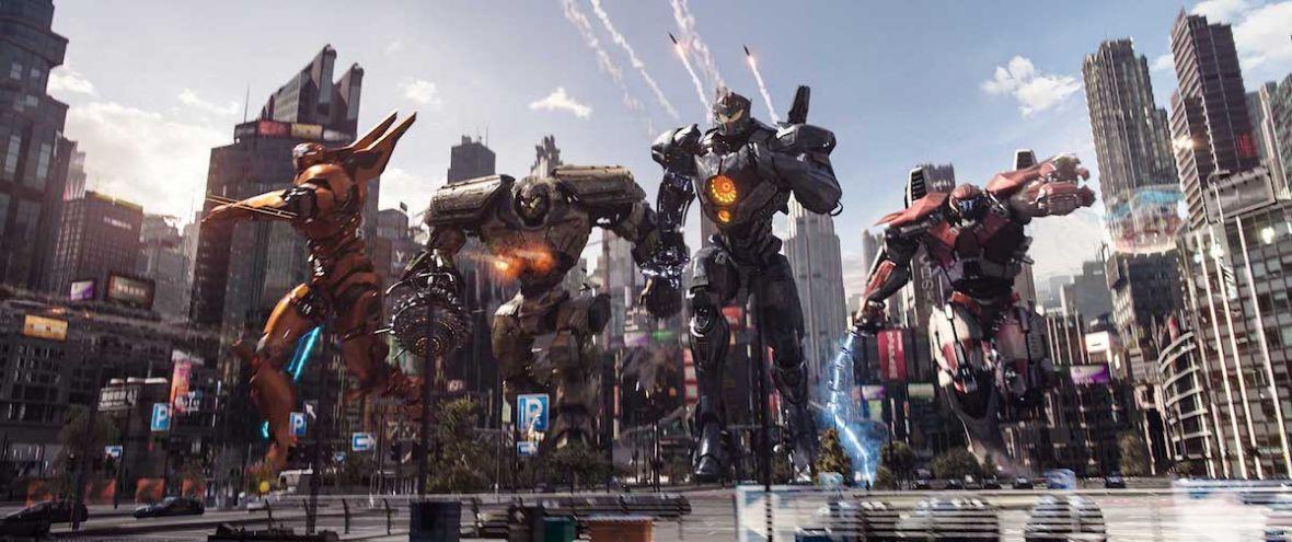 Ogromne roboty i jeszcze większe potwory grają na bis. Pacific Rim: Rebelia – recenzja