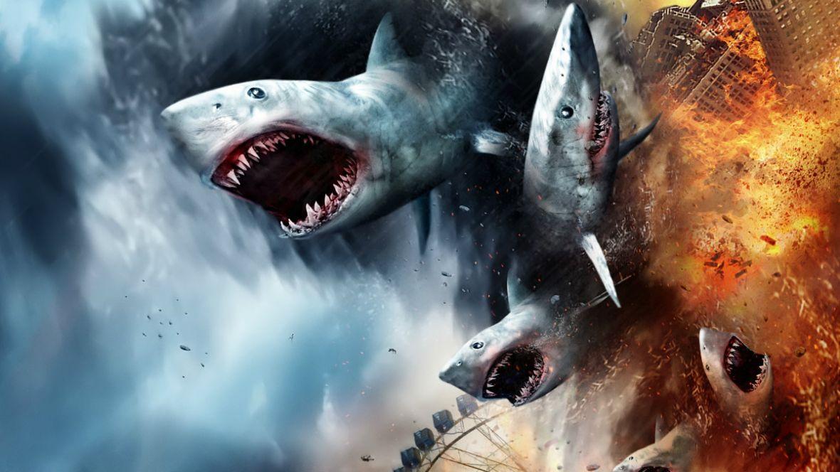 Rekiny zaatakują ostatni raz. Rekinado 6 będzie zakończeniem cyklu