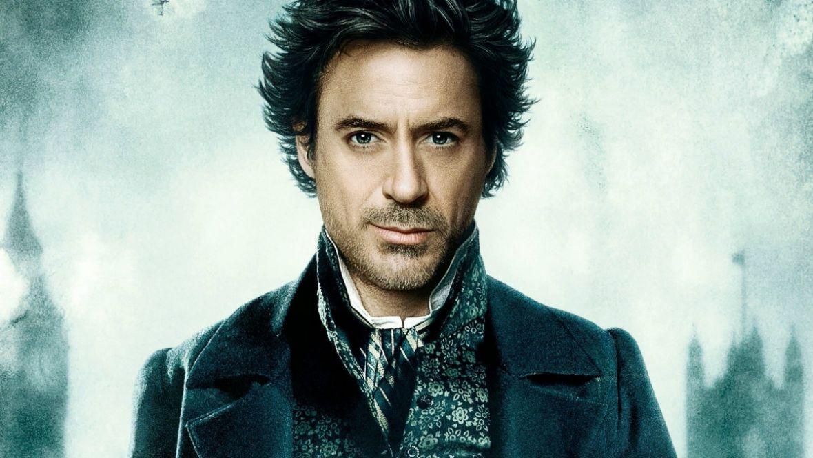 Sherlock Holmes może powrócić na ekrany. Robert Downey Jr. chce wystąpić w filmie