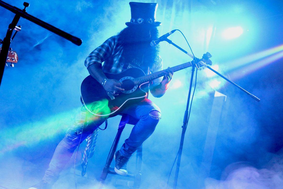 Slash zapowiada nową płytę. Premiera jeszcze w tym roku
