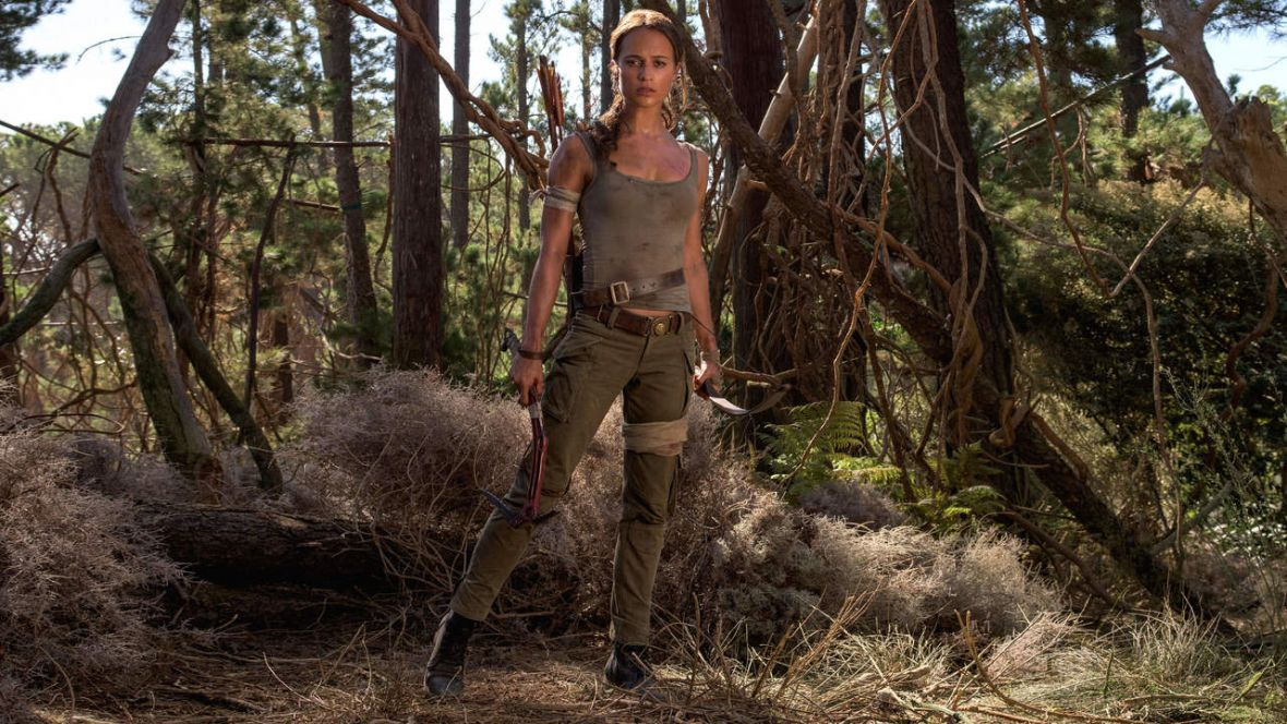 Lara Croft, Avengers i… Jezus. Filmy, które powinieneś obejrzeć w kwietniu