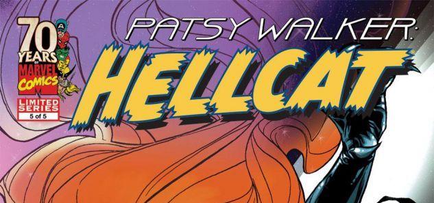 trish patsy walker aka hellcat komiksy 6