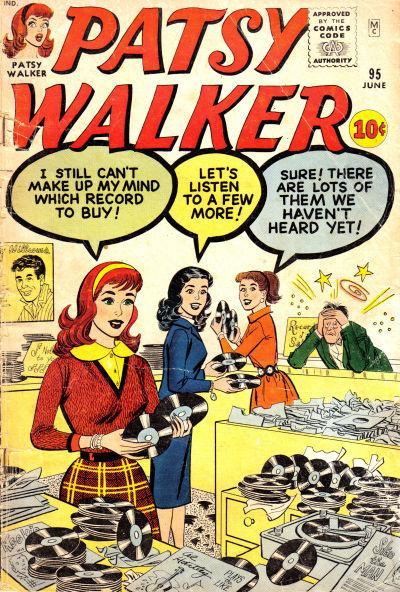 trish patsy walker aka hellcat komiksy 7