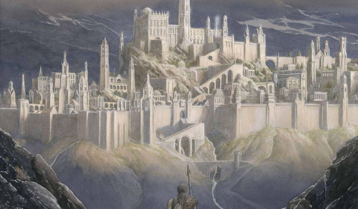 Christopher Tolkien nie potrafi oddać dziedzictwa ojca. Zapowiada premierę The Fall of Gondolin