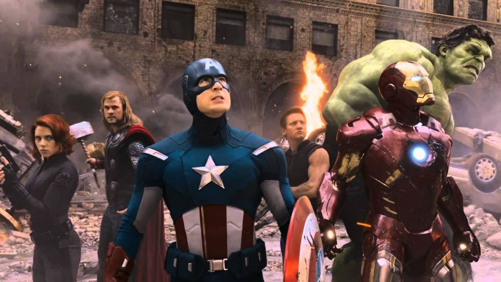 avengers mcu marvel cinematic universe streszczenie
