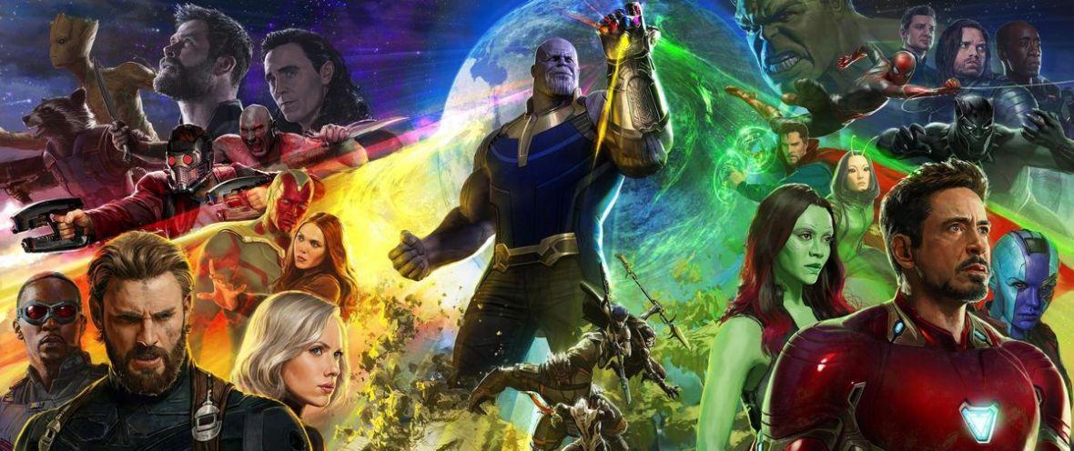 Avengers: Wojna bez granic ma zarobić setki milionów już na starcie
