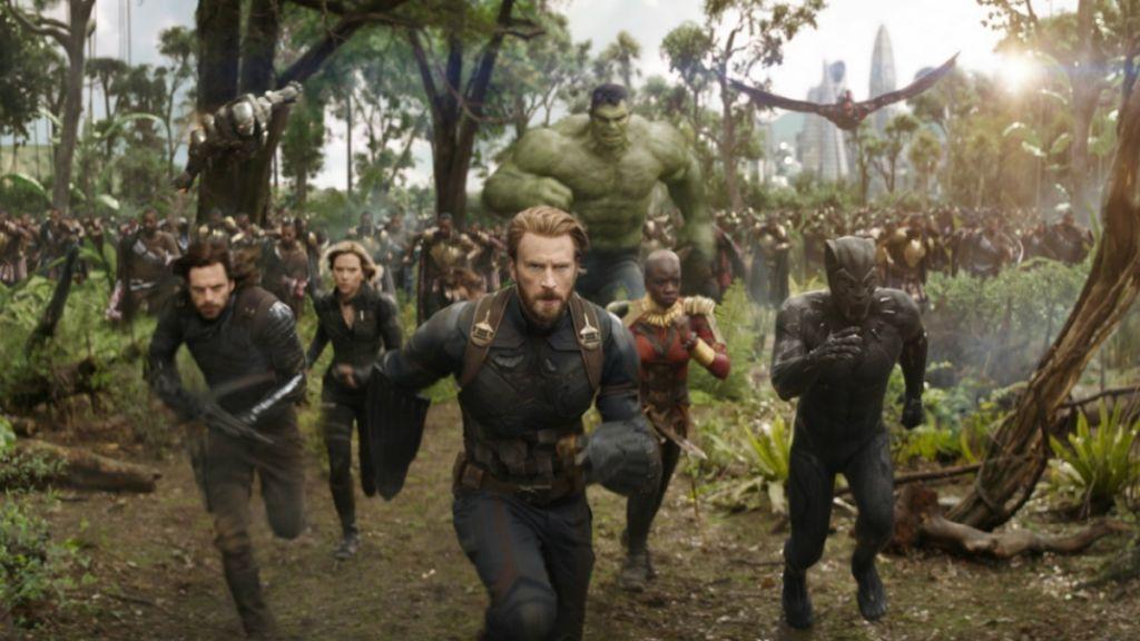 Avengers: Wojna bez granic box office