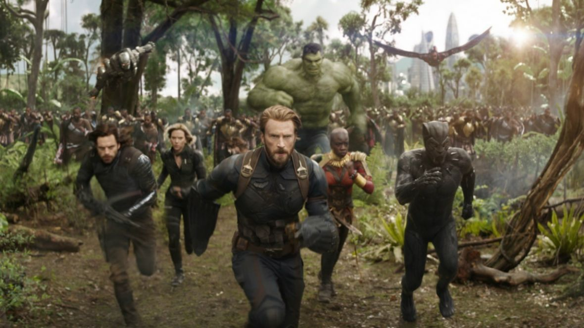 Marvel znowu zawładnął kinami. Avengers: Wojna bez granic z rekordowym otwarciem