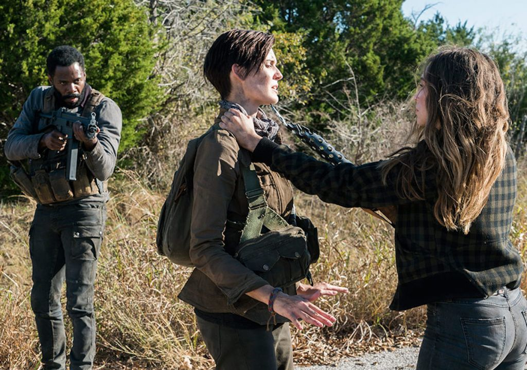 fear the walking dead 4 sezon morgan recenzja 1