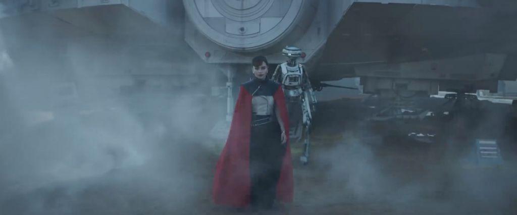 gwiezdne wojny han solo trailer 2 star wars 14 qi-ra