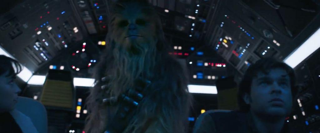 gwiezdne wojny han solo trailer 2 star wars 19 chewie