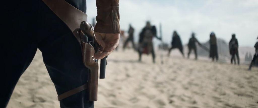 gwiezdne wojny han solo trailer 2 star wars 2 western