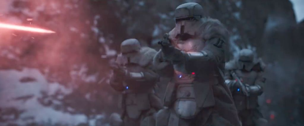 gwiezdne wojny han solo trailer 2 star wars 20 stormtroopers